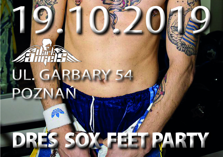 Dres Sox Feet Party/Bears Party