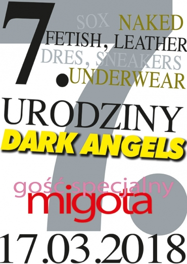 THE CLUB'S 7TH ANNIVERSARY