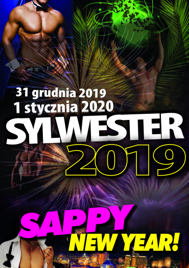 SYLWESTER – SAPPY NEW YEAR!
