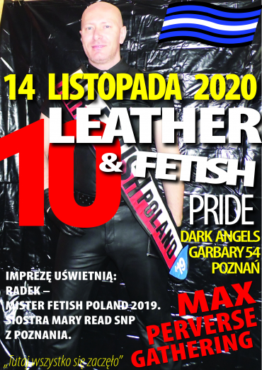 10. LEATHER&FETISH PRIDE