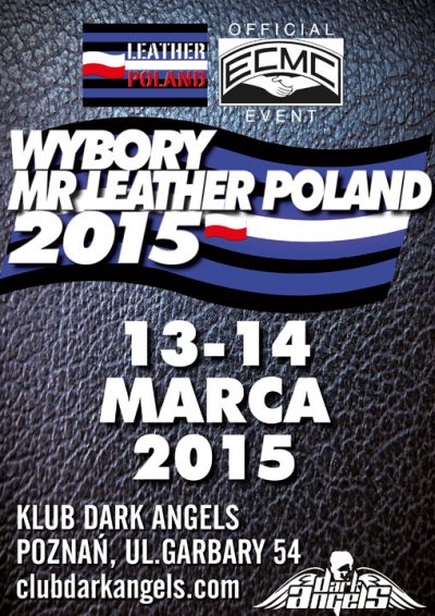 Wybory Mr Leather Poland