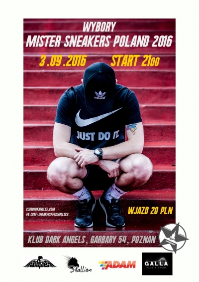 3rd September 2016: 3rd Mr Sneakers Poland 2016 Contest