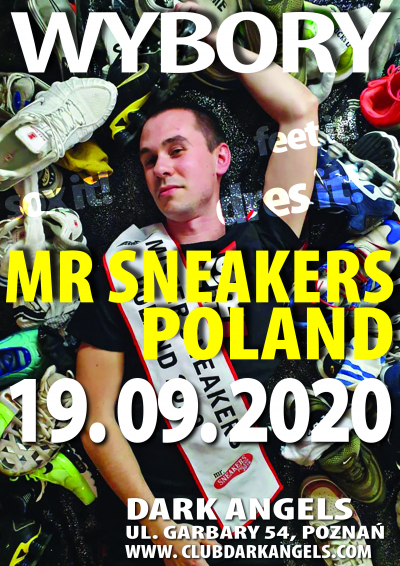 7TH MR SNEAKERS POLAND 2020 CONTEST