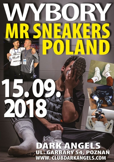 Wybory Mr Sneakers Poland 2018