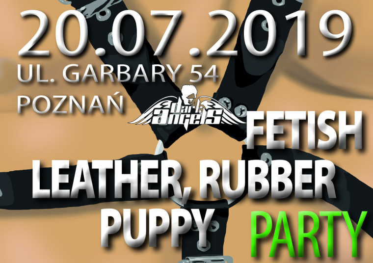 Fetish Leather Rubber Puppy Party