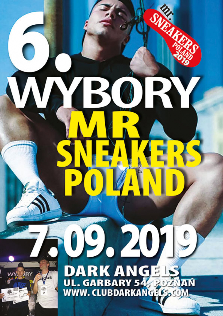6TH MR SNEAKERS POLAND 2019 CONTEST
