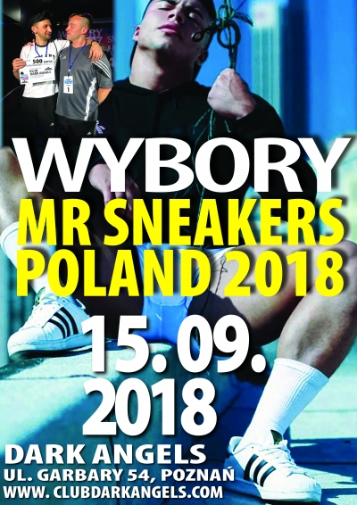 MR SNEAKERS POLAND 2018 SUCCESSFULLY ELECTED!