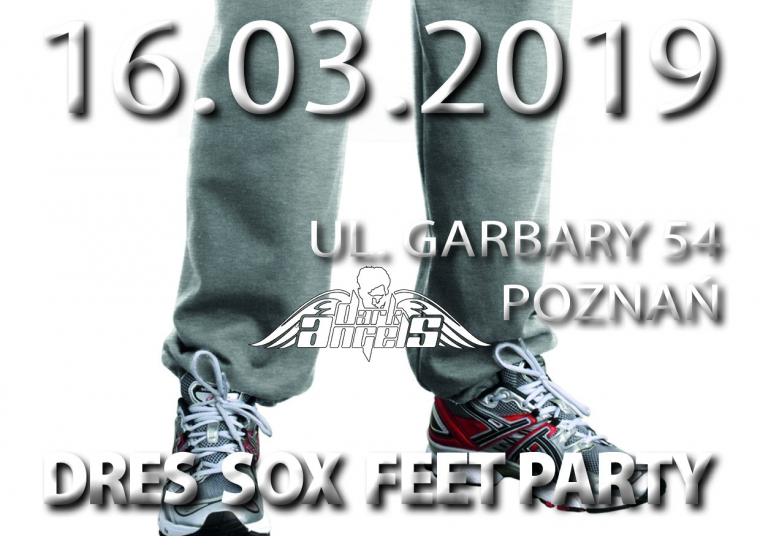 Dres Sox Feet Party