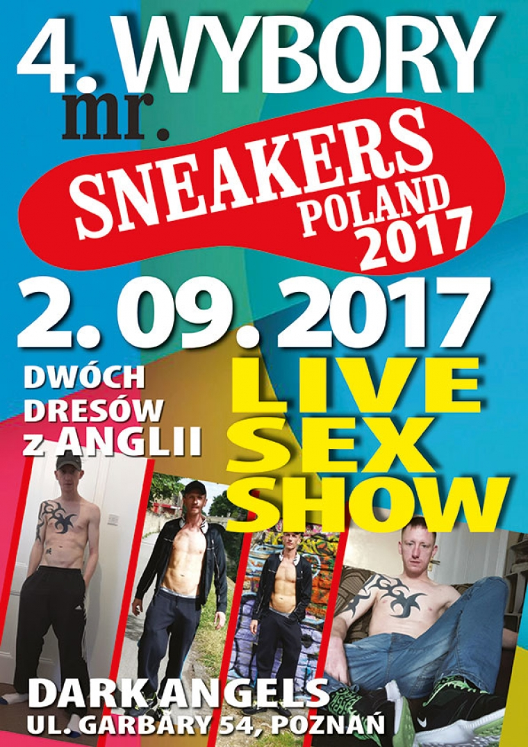 4. WYBORY MR SNEAKERS POLAND 2017