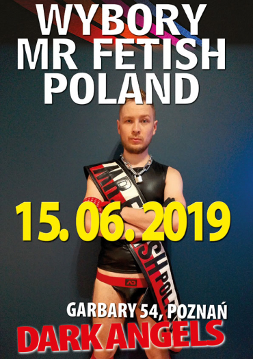 WYBORY MR FETISH POLAND 2019