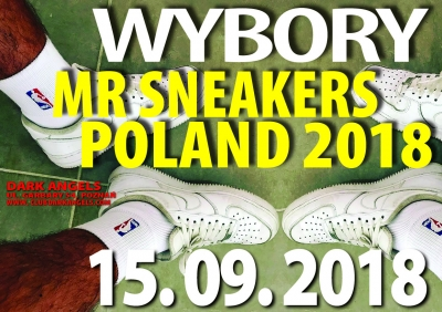5TH MR SNEAKERS POLAND 2018 CONTEST