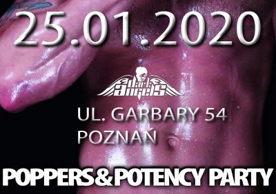 Poppers&Potency Party